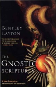 """translation from Bentley Layton's """"The Gnostic Scriptures"""""""