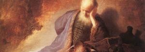 Jeremiah the Prophet, Rembrandt