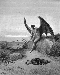 Gustave Dore, from Paradise Lost