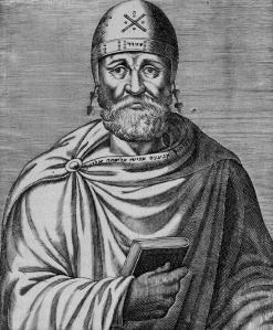 1584 European depiction of Philo